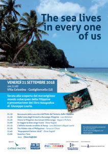 Alla scoperta del mondo subacqueo delle Filippine @ Castiglioncello | Rosignano Solvay-Castiglioncello | Toscana | Italia