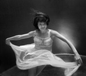 Record: la danza più lunga in apnea, con Marina Kazankova @ Y -40