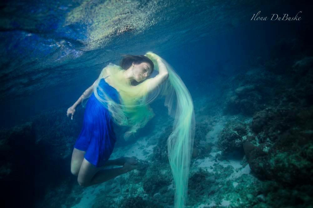 danza in apnea