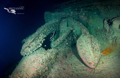Relitto del HMHS Britannic