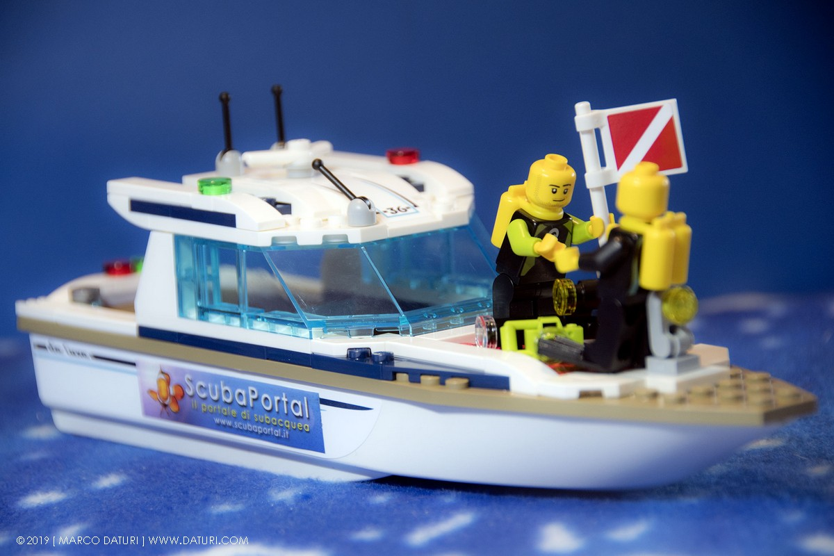 lego subacquea diving