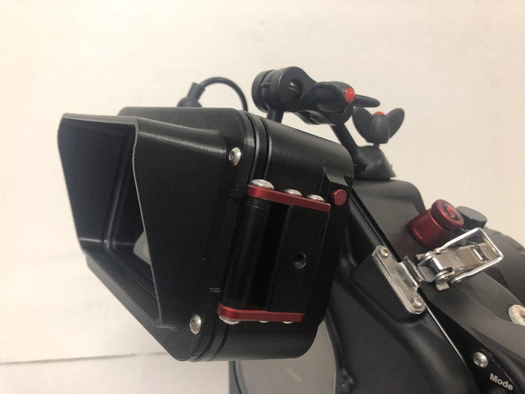 monitor esterni