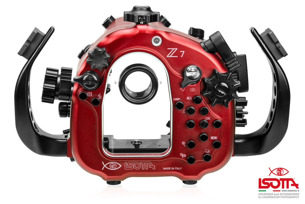 Custodia Subacquea Isotta Nikon Z7/6