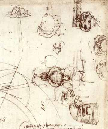 Leonardo da Vinci e la subacquea