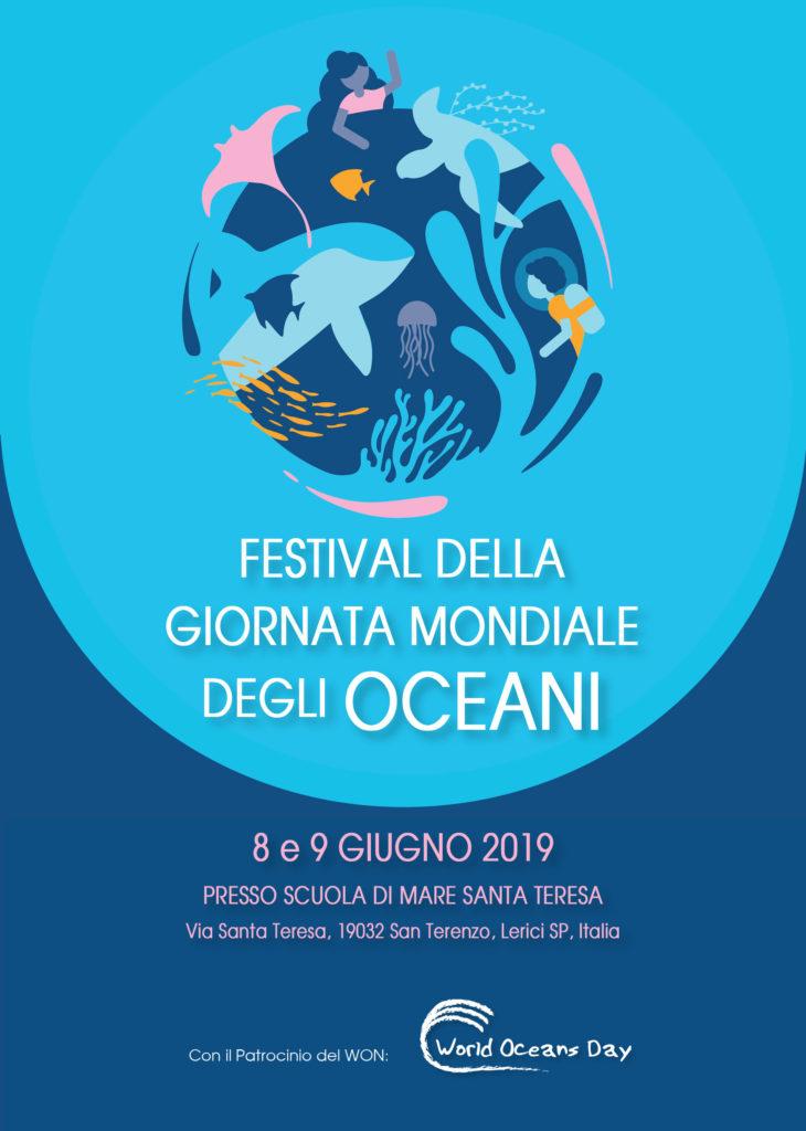 Festival della giornata mondiale degli Oceani @ Scuola di Mare S. Teresa