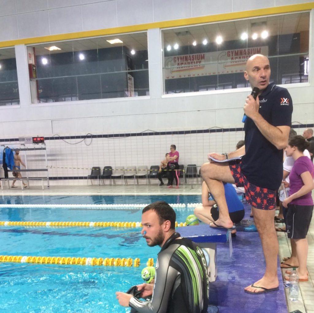 Trofeo di Apnea Indoor Gianluca Genoni