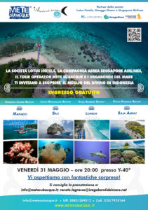 Il meglio del diving in Indonesia @ Y-40 the deep joy