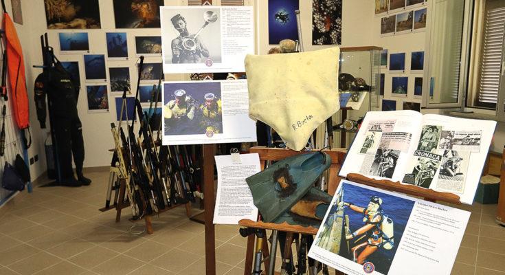museo della subacquea storica