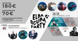 Elba Scuba Party @ Diving in Elba