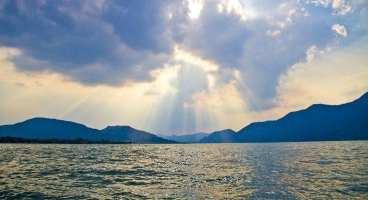 cadavere nel lago d'Iseo