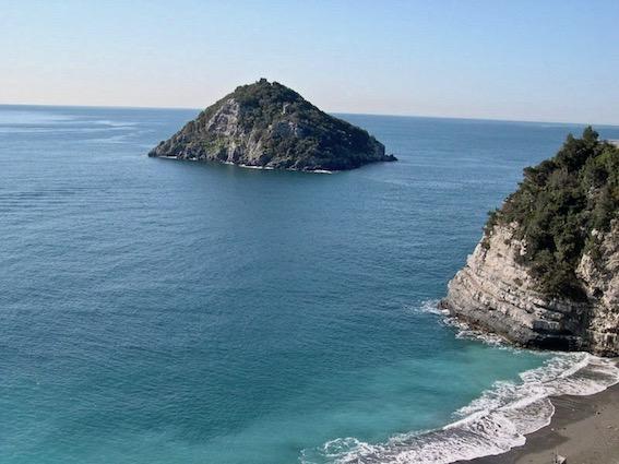 area marina protetta di bergeggi