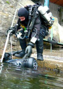 speleologia subacquea