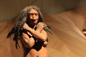 neanderthal subacqueo