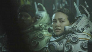 film underwater