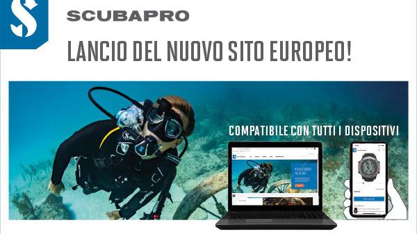 website per scubapro