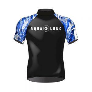 rashguard aqua lung