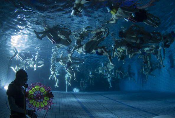 musica subacquea