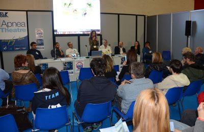 Il Progetto: Passione Snorkeling - Palco Apnea Eudi Show