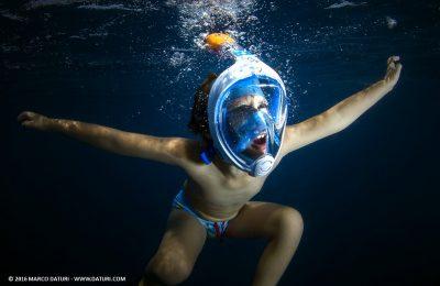 Snorkeling a Bergeggi tra leggende e buffe espressioni