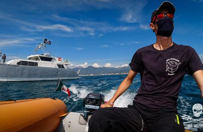 Sea Shepherd in Mediterraneo