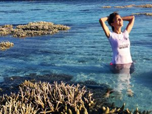Come vestono le Sirene... una linea di abbigliamento sportivo dedicata a chi ama il mare