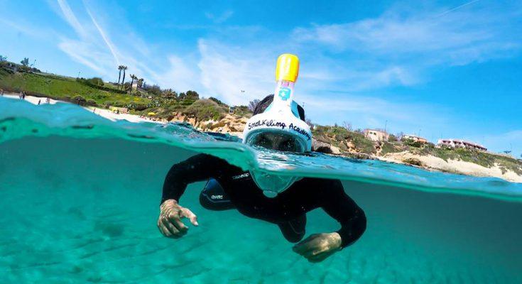 Snorkeling in Sardegna