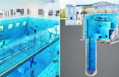 deepspot piscina più profonda