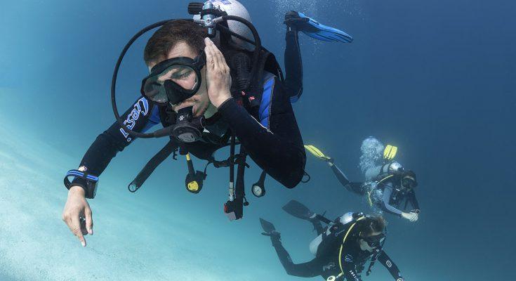 otite e subacquea