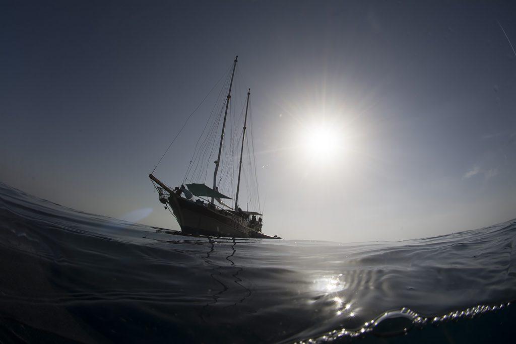 crociera subacquea