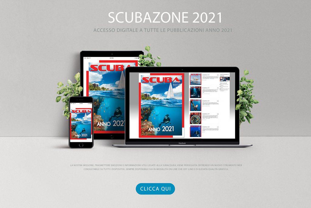 abbonamento 2021 a scubazone