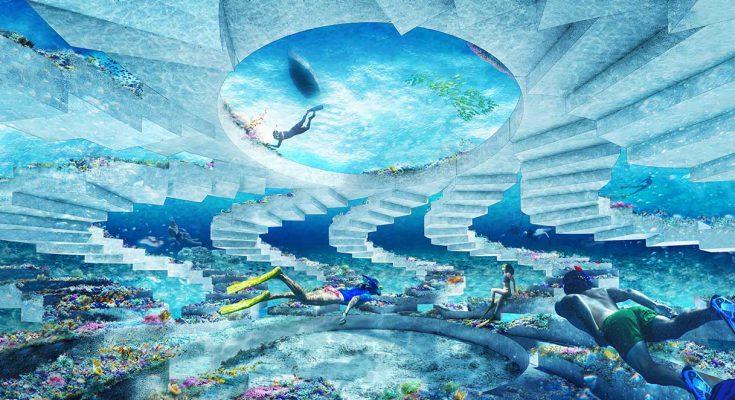 parco subacqueo a Miami