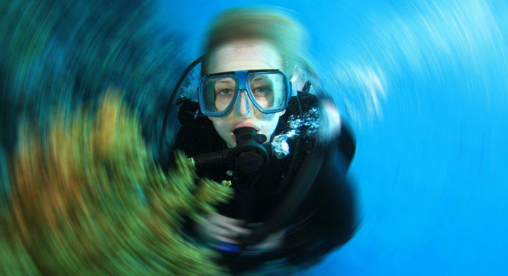depressione e subacquea