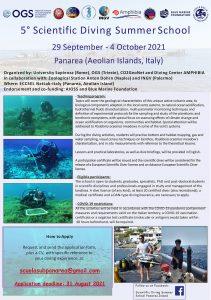 subacquei scientifici