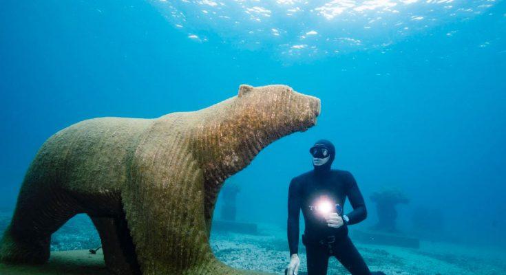 museo subacqueo marsigliaia