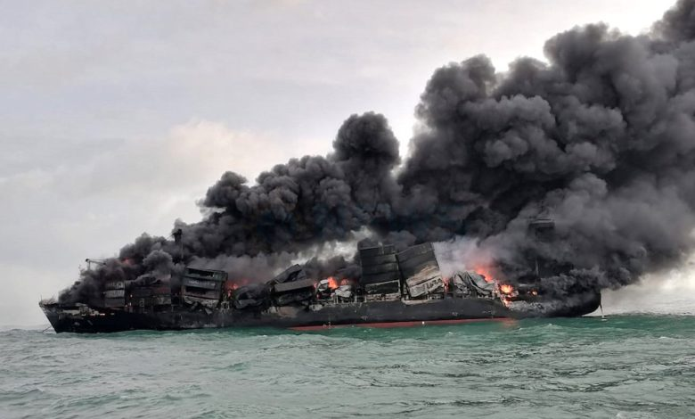 Il disastro ambientale in Sri Lanka
