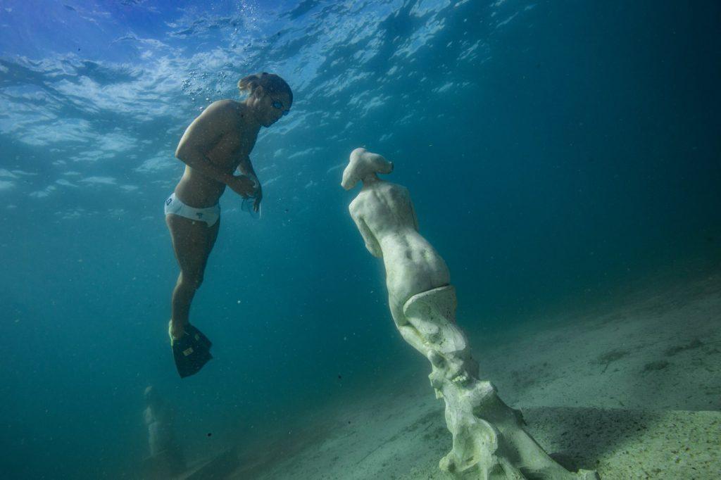 museo subacqueo marsiglia