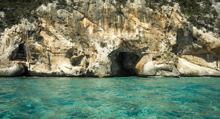 sub disperso in grotta