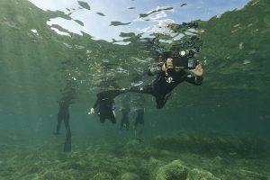 WWF Travel, Il Pianeta Azzurro e Beuchat