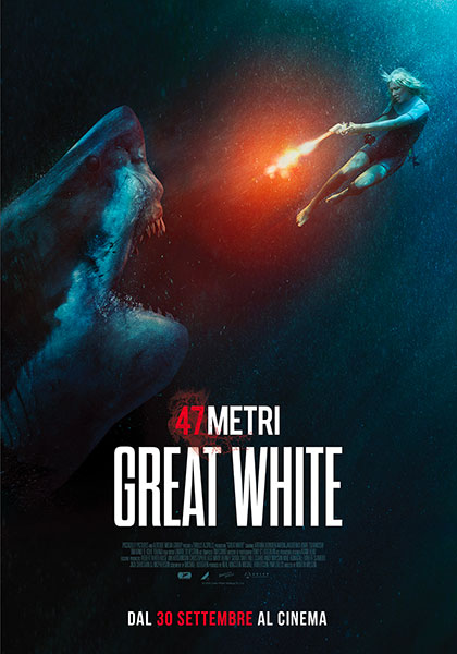 film 47 Metri Great White